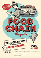 Food Chain Magnate (RESTOCK PREORDER - ETA, 20th JUN)