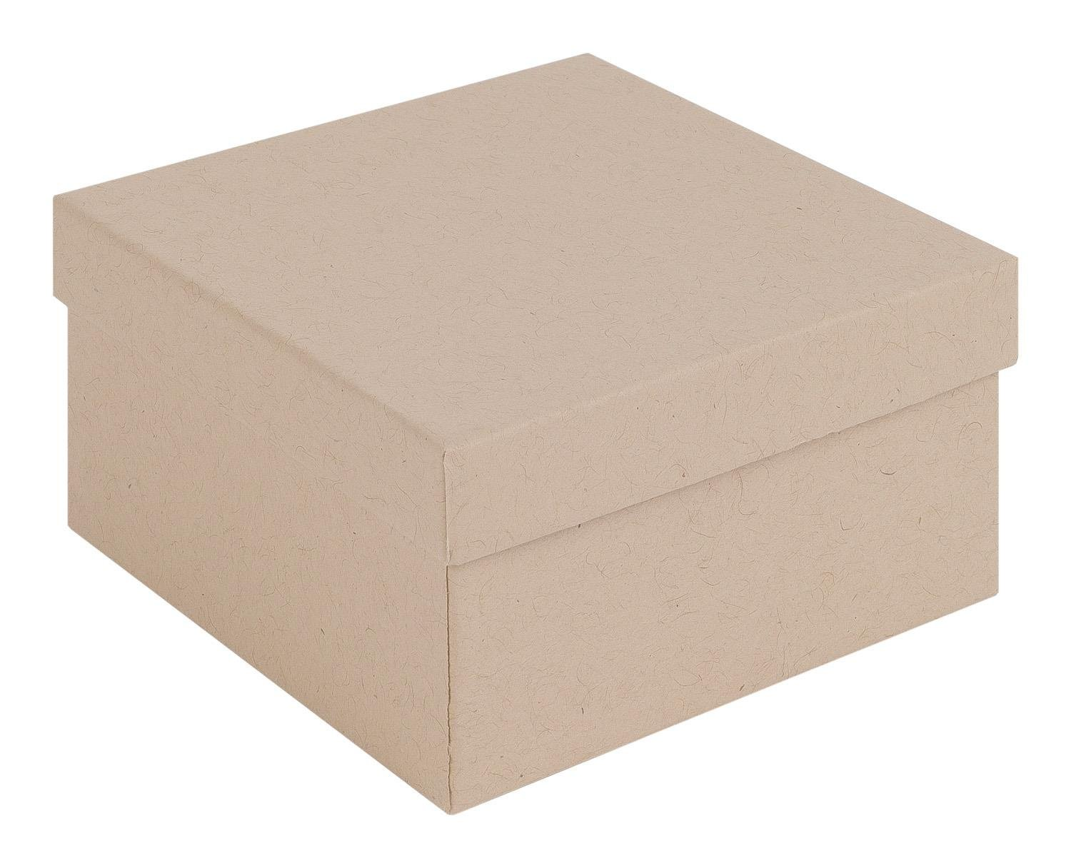 Michaels Brown Favor Boxes : Wholesale square kraft brown gift box deep size