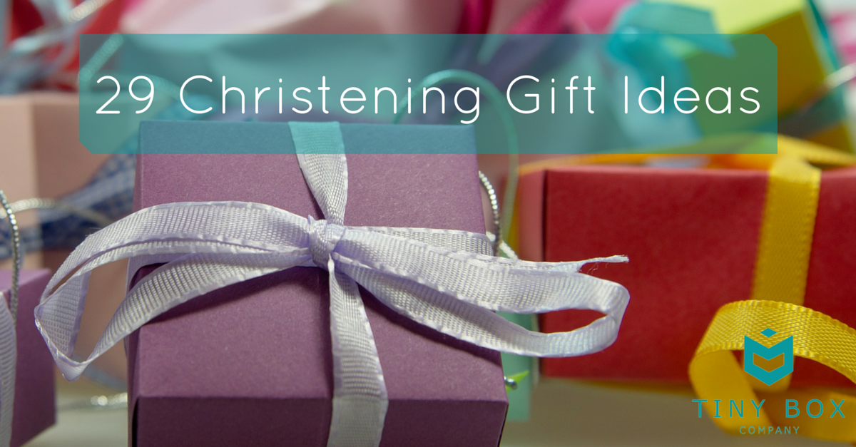 29 Christening Gift Ideas