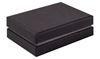 Shoulder Box Collection | Earring Jewellery Box Black & Grey