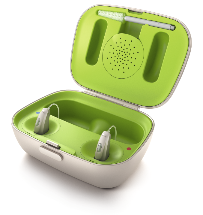 Phonak Belong Charger Case Ric Hearing Aids Accessories