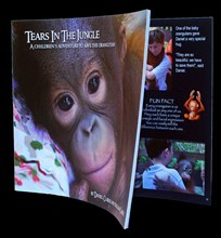 Tears In The Jungle SOFT COVER BOOK