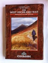 Cicerone West Highland Way Guide book