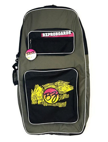 BZ Bodyboards - Day Tripper Multi Board Bag