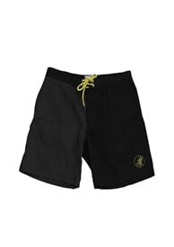 ZION WETSUITS Shred Stretch Boardshorts - Grey/ Black