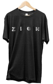 ZION WETSUITS Always Bet On Black Logo T Shirt