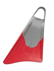 FREEDOM FINS - GREY/RED