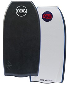 HB Bodyboards Raw Epic NRG Core Bat Tail - 2015/16 Model