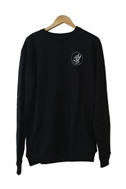 ZION WETSUITS Circle Pyramid Crew Neck - Black
