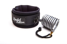LIMITED EDITION Sylock Extra Large Bicep Leash - Silver