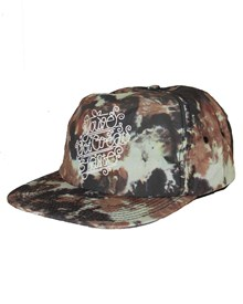 GRAND FLAVOUR Great Taste Camo Nylon Hat