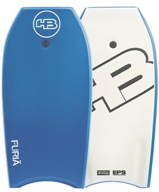 HB Bodyboards Furia Stringer EPS Core - 2016/17 Model