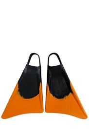 DRAG FINS Foot Darts - Black/ Orange