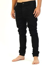 GRAND FLAVOUR Late Night Pant - Black