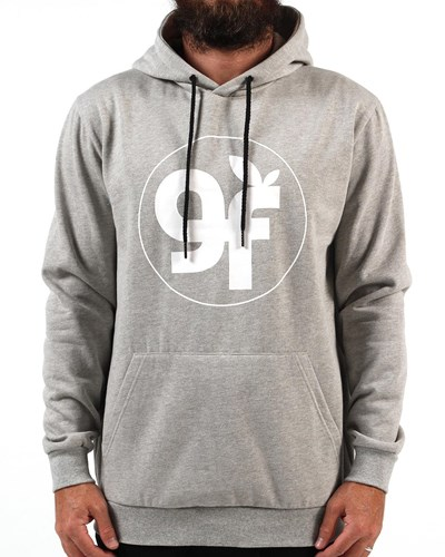 GRAND FLAVOUR Live Action Hoody - Grey