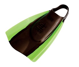 Hydro Tech2 Bodyboard Fin - Black/ Green