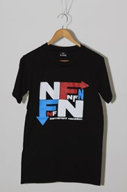 No Friends Clothing - Permanent Vacation T Shirt