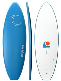 SURFDUST SOFT SURFBOARD - INTRO 5'6