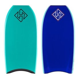 HUBBOARDS Bodyboards Dubb Polypro Core - 2015/16 Model