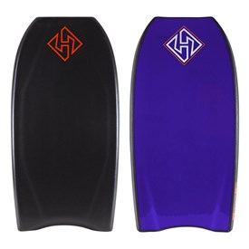 HUBBOARDS Bodyboards Hubb Quad Core Plus Polypro Core - 2015/16 Model