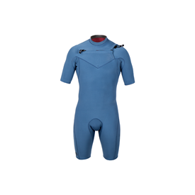 Agent Eighteen Wetsuits - NX 202mm Springsuit - Steel Blue - Summer 2015/16 Range