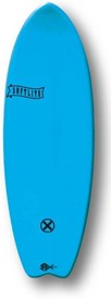 SOFTLITE SURFBOARD X Lite Series 5'2 Fish