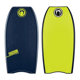 NOMAD BODYBOARDS Faction Limited Polypro Core  - 2017/18 Model