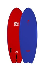 MULLET SOFT SURFBOARD Fish Finger Model - 5' 2
