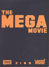 THE MEGA MOVIE - DVD by Will Hodget