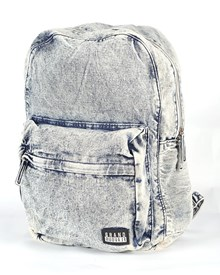 GRAND FLAVOUR Day Break Backpack - Blue Denim
