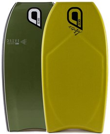 QCD BODYBOARDS Drive Kinetic Polypro Core - 2016/17 Model