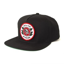 UNITE Dedication Snap Back Hat - Black