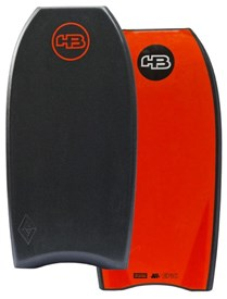 HB Bodyboards Raw Epic Polypro Core - 2015/16 Model