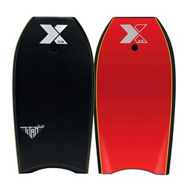 CUSTOM X Bodyboards Titan PE Core Bodyboard - 2016/17 Model