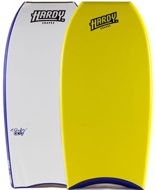 HARDY SHAPES BODYBOARDS Classic Kinetic Polypro Core - 2017/18 Model