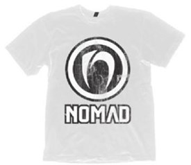 NOMAD BODYBOARDS Decades T Shirt