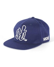 GRAND FLAVOUR GF Generation Snap Back Hat - Navy