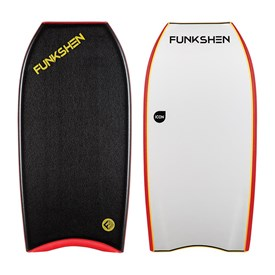 FUNKSHEN BODYBOARDS Icon D12 Polypro Core - 2017/18 Model