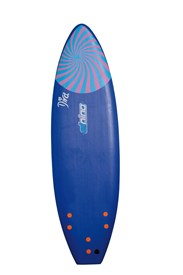 EL NINO SOFT SURFBOARD Diva 7'0 - 2013/14 Model