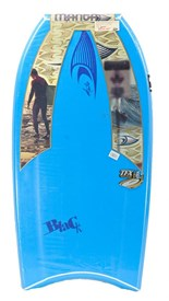 MANTA BLACK BODYBOARD - Thermo Flex Core (TFC)