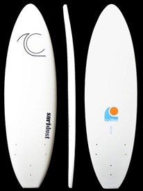 SURFDUST SOFT SURFBOARD - Primo 6'0