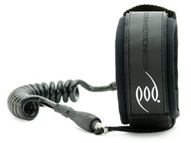 POD Connection Superior Prone Large Bicep Leash - Black