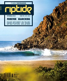 RIPTIDE ISSUE 196 - Free copy of RO4M Diaries Dvd!