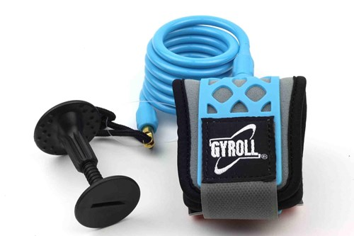 GYROLL Wrist Leash Aqua Blue