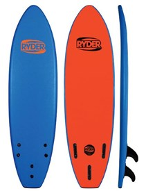 RYDER SOFT SURFBOARD Thruster Prodigy Series - 6'0 - 2015/16 Model
