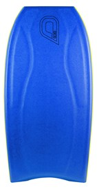 QCD BODYBOARDS Todd Quigley Contour Polypro Core - 2014/15 Model