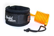LIMITED EDITION Sylock Medium Bicep Leash - Orange