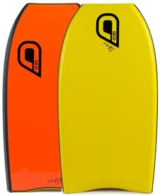 QCD BODYBOARDS Biggie Smalls PE Core - 2017/18 Model