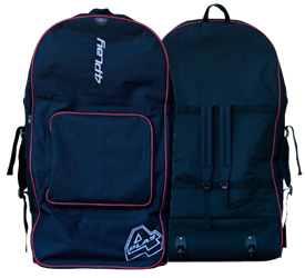 4PLAY WHEELIE TOURING BAG - DOUBLE BOARDBAG