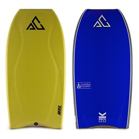 JG BODYBOARDS Tahurai Henry M3 ISS Polypro Core - 2016/17 Model